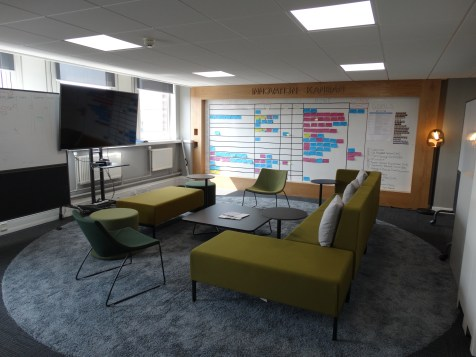 The Innovation Centre at Meadowbank House