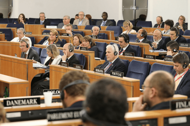 NATO Parliamentary assembly