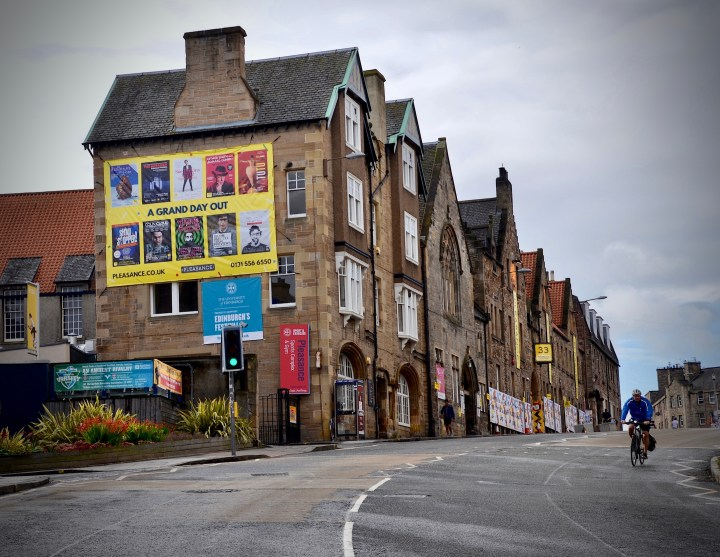 street view image of pleasance