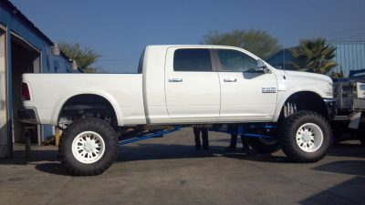 Dodge Ram  12 Inch Lift Kit 2009 2013