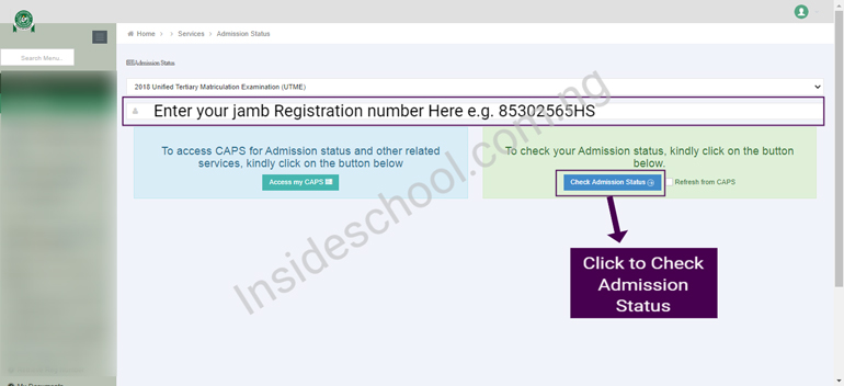 JAMB Cap for admission - JAMB CAPS Portal 2021: How to ACCEPT or REJECT Admission Offer