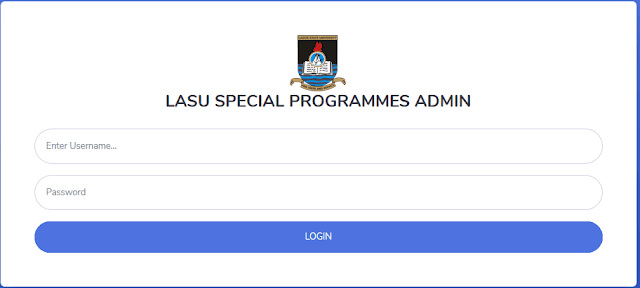 LASU Conversion Admission Letter Page - Lagos State University (LASU) BSc/HND Conversion Admission List for 2019/2020 Academic Session | Batch A, B