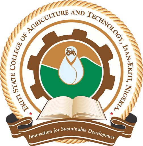 Ekiti State College of Agriculture and Technology EKSCAT - Lecturer III (Computer Science) at Ekiti State College of Agriculture and Technology (EKSCAT)