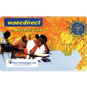 Buy WAEC Scratch Cards Online