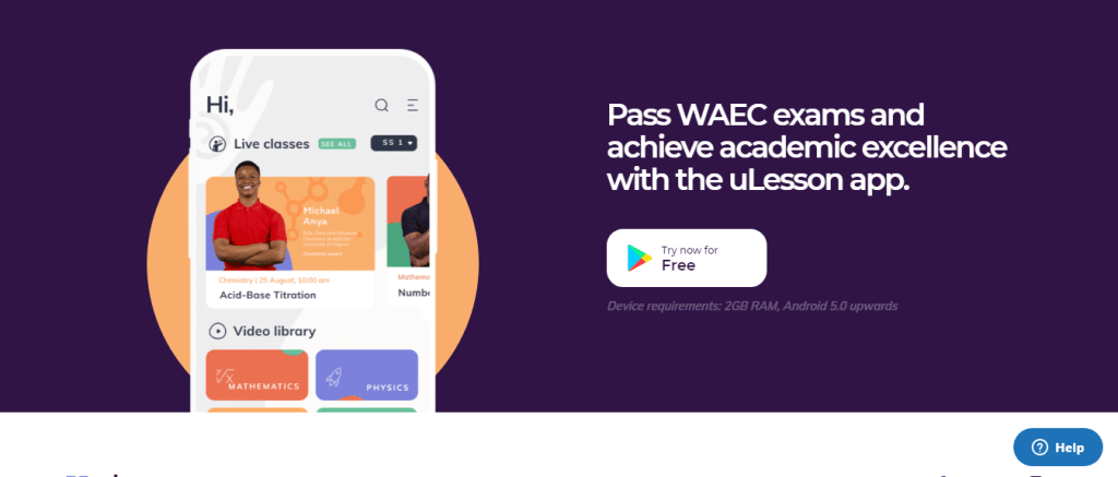 Access to several years of past questions with detailed solutions 1024x437 - uLesson Education: Top 5 Reasons Why uLesson App is the Best Exam Guide