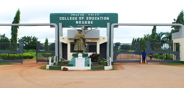 Nwafor Orizu COE Post UTME Form 2020/2021 [NCE & Degree]