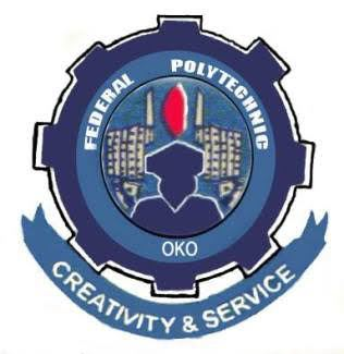 Federal Polytechnic Oko, OKOPOLY HND Admission Form 2020/2021 Announced [Full Time & Part-Time]