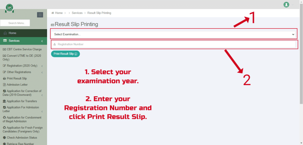 How to Print JAMB Original Results 1024x493 - How to Print JAMB Original Result Slip Online [VIDEO]