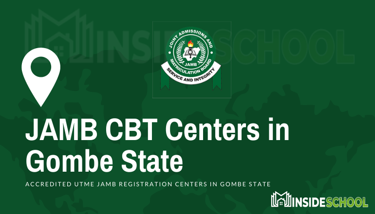 JAMB Accredited CBT Centres in Gombe State - JAMB Accredited CBT Centres in Gombe State for UTME Registration