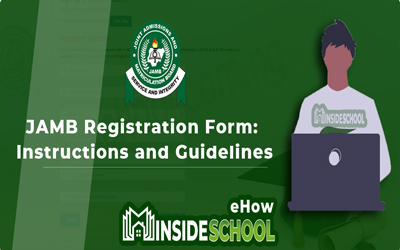JAMB Registration Form 2021: Instructions and Guidelines