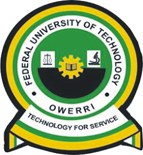 FUTO logo - Federal University of Technology Owerri (FUTO) Admission List for 2020/2021 Academic Session