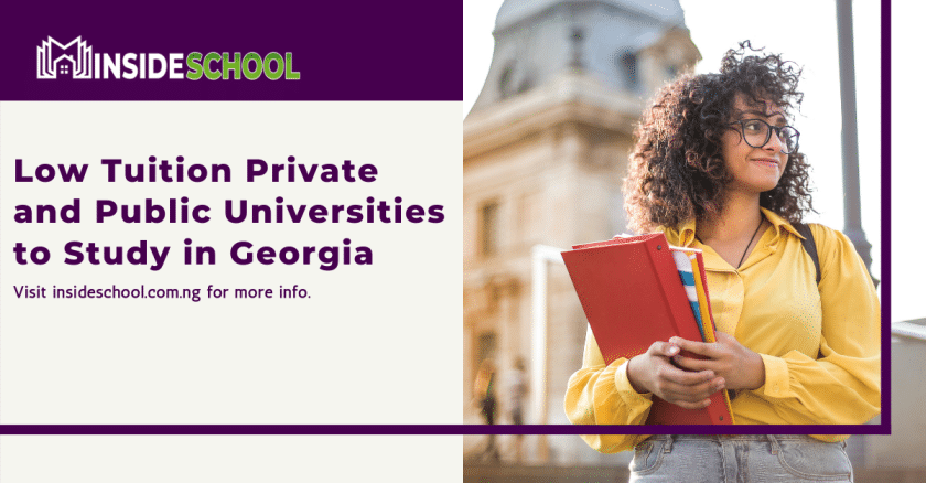 Low Tuition Private and Public Universities to Study in Georgia 1 - Low Tuition Private and Public Universities to Study in Georgia 2021