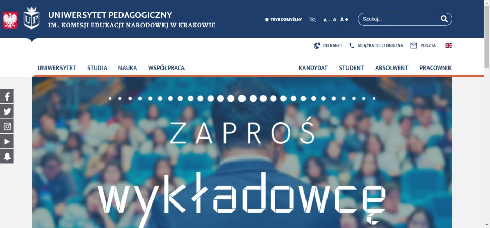 Pedagogical University of Cracow - 10 Cheap Universities in Poland for International Students