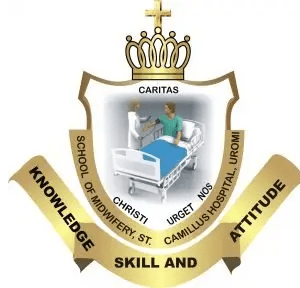 St. Camillus Hospital Uromi School of Midwifery Form for 2021/2022 Academic Session
