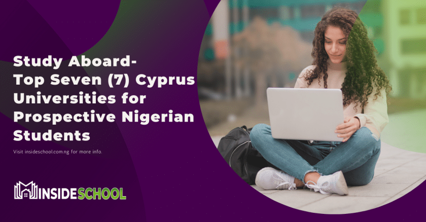 Study Aboard Top Seven 7 Cyprus Universities for Prospective Nigerian Students 1 - Study in Cyprus: Top Seven (7) Cyprus Universities for Prospective Nigerian Students and their Website