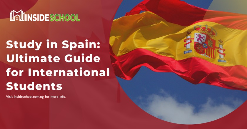 Study in Spain  Ultimate Guide for International Students - Study in Spain 2021: Ultimate Guide for International Students