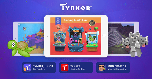 Tynker app - Top 20+ Best Coding Apps for Kids and Teenagers [Free/ Paid]