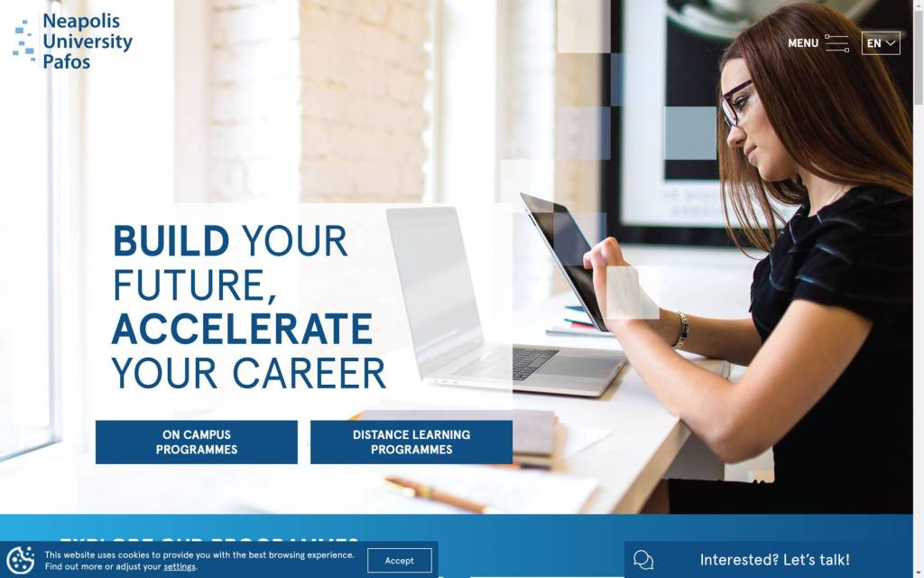 www.nup .ac .cy Laptop with HiDPI screen 1024x640 - Study in Cyprus: Top Seven (7) Cyprus Universities for Prospective Nigerian Students and their Website