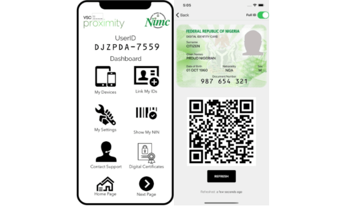 Activate and Use NIN Digital ID Card On NIMC Mobile App 1 - How to Apply for National Identity Number (NIN)