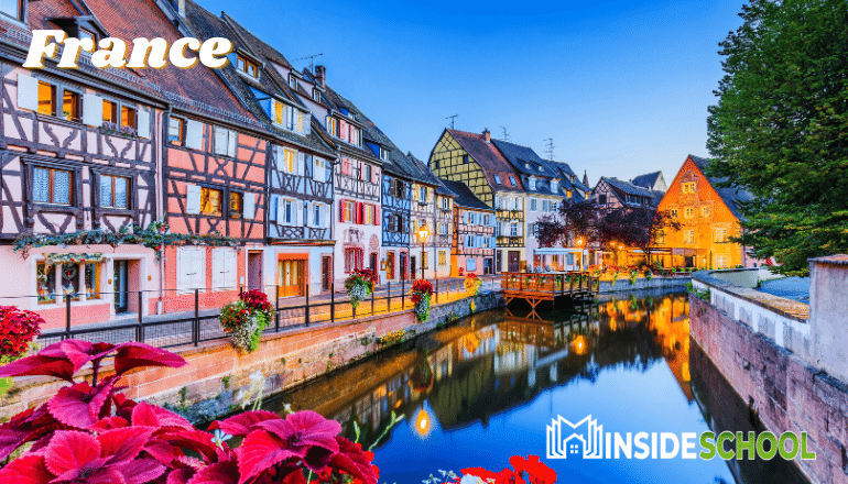 City in France 1 - Top 10 Most Visited Countries in the World 2021 (And How to Visit Them)
