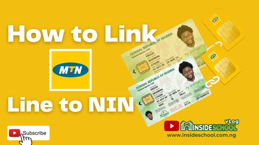 How to Link Line to NIN - Easy Steps on How to Link your National Identity Number (NIN) to your MTN, Glo, Airtel, 9mobile Sim