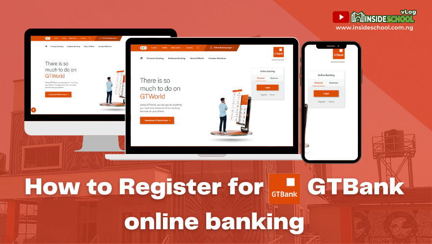 How to Register for GTBank online banking - How to Register for GTBank Online Banking