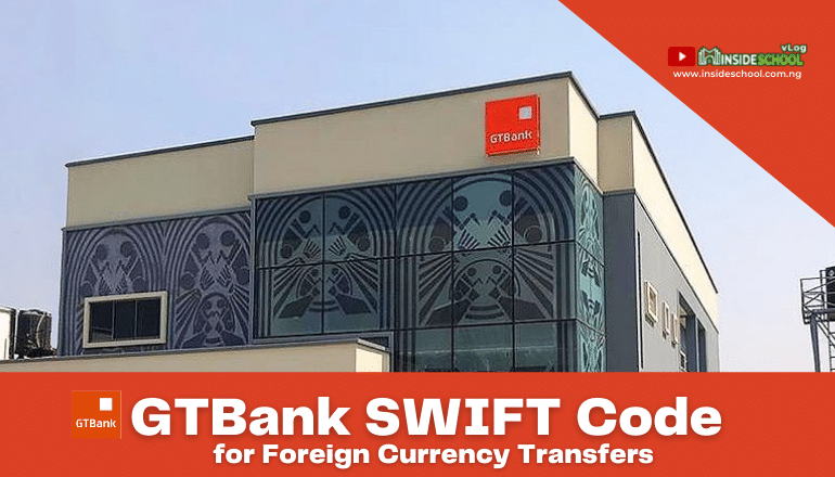image - GTBank SWIFT Code for Foreign Currency Transfers: Guaranty Trust Bank SWIFT BIC