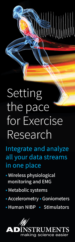 Setting the Pace - ADInstruments Exercise Research