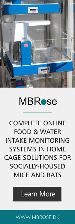 MBRose Food and Water Intake Monitoring