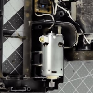 Shark vacuum motor reset