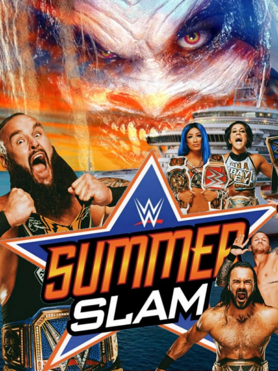 Summerslam 2019 Streaming Vf : summerslam, streaming, SummerSlam, Results, August, Streaming, India:, Watch, AirtelTV,, SonyLiv, JioTV,, Check, Details