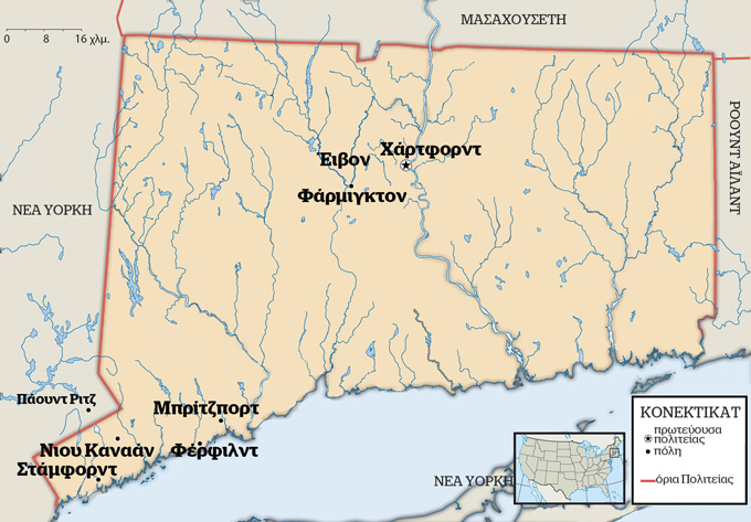 connecticut map boundaries map locator cities core