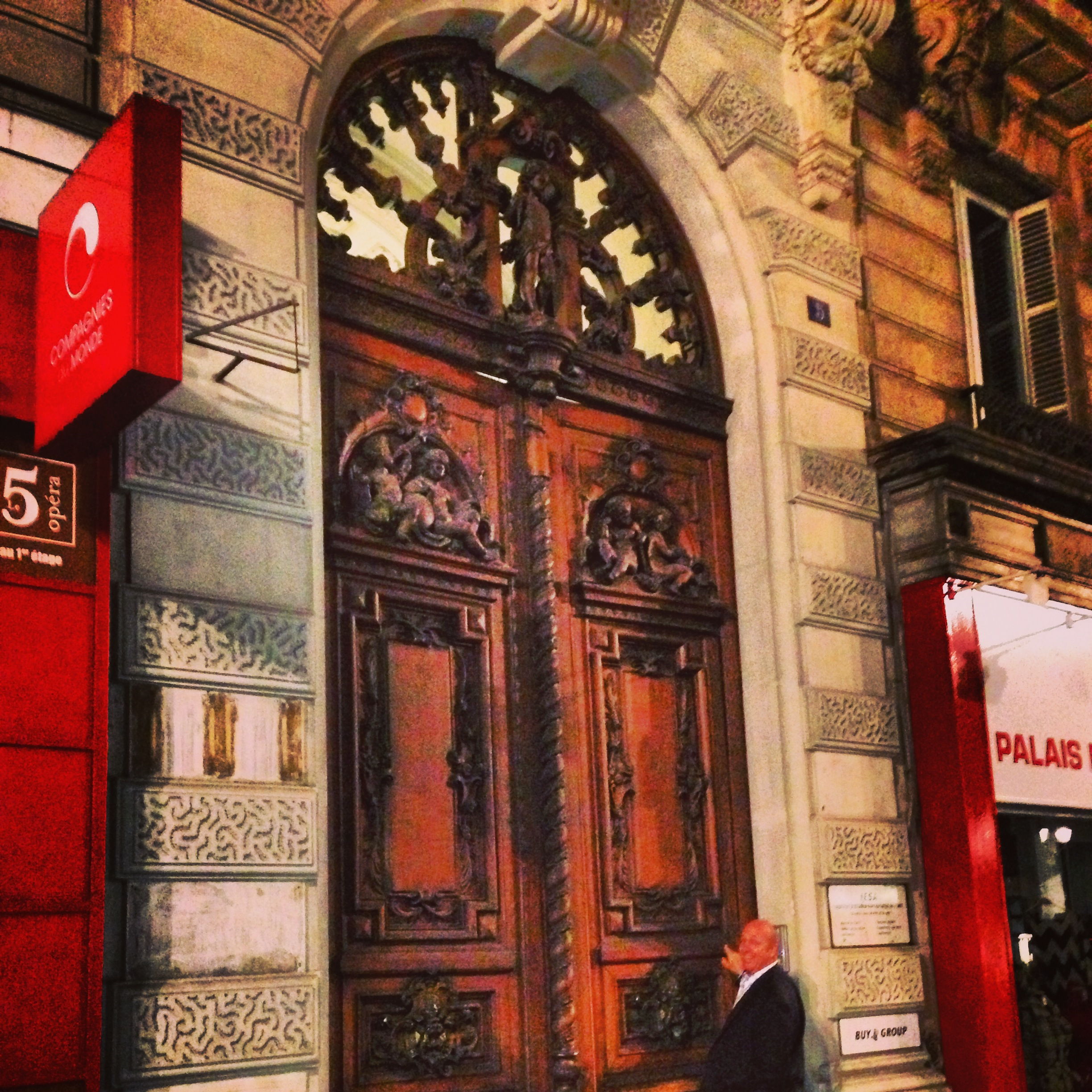 Awesome Parisian Doors