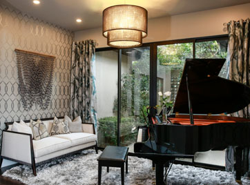 Inside Style: A Las Vegas Interior Design Firm Steeped In Glam