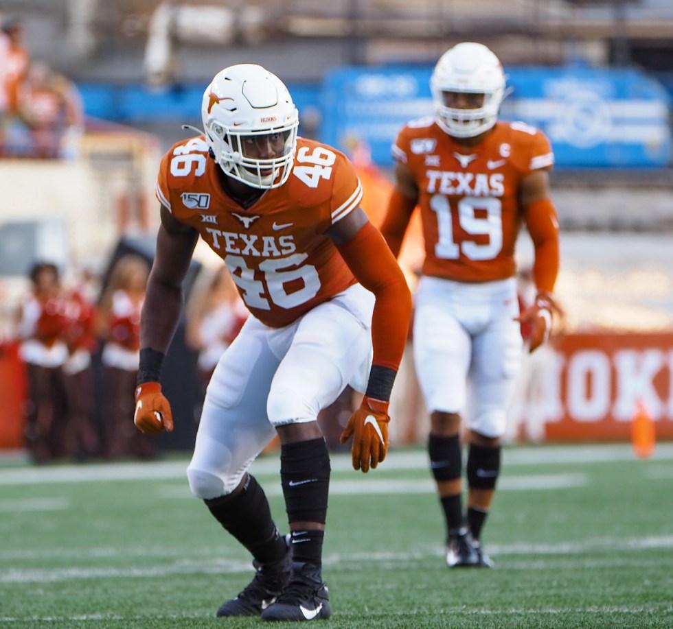 Joseph Ossai - Inside Texas   Inside Texas