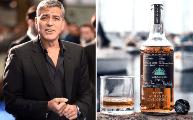 10 celebrities you didn't realise had alcohol brands - msn.com
