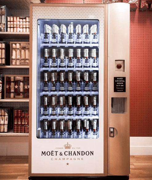 Vending Machines and Alcohol?