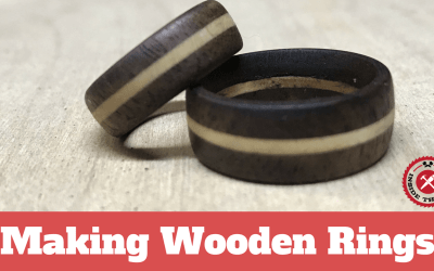 Build Project: Making A Wooden Ring