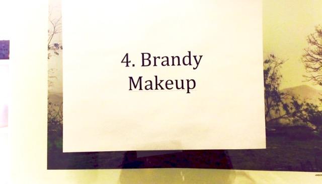 makeup artistbrandy gomez duplesis has her own room at golden globe activation room