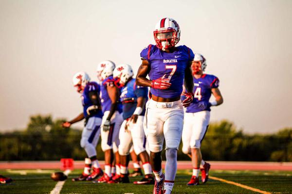 DeMatha Football team got the last laugh after 40-0 victory over St. John's