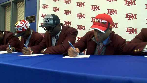Recap of National Signing Day in the DMV