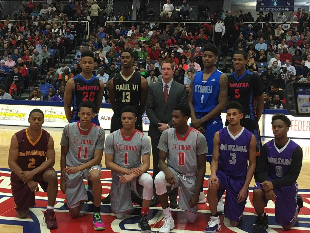 Meet the 2016 WCAC Boy's Basketball First-Team