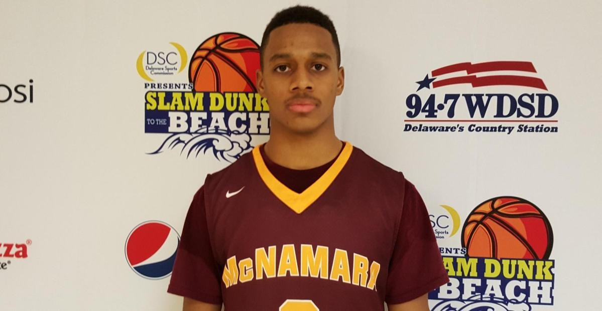Bishop McNamara guard Jamir Moultrie chooses La Salle