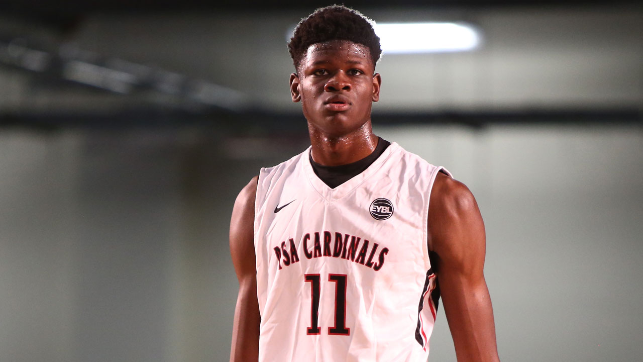 Five-star Mohamed Bamba is one of the few top recruits on display at the Hoops Festival. (Photo Courtesy: Scout)