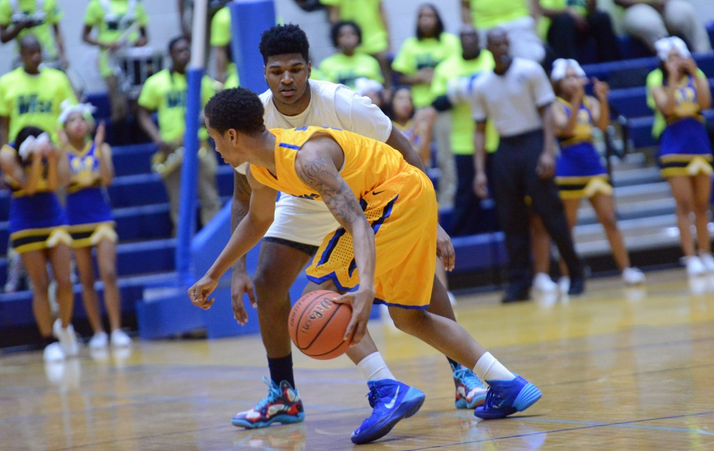 Wise downs Bowie, 53-49