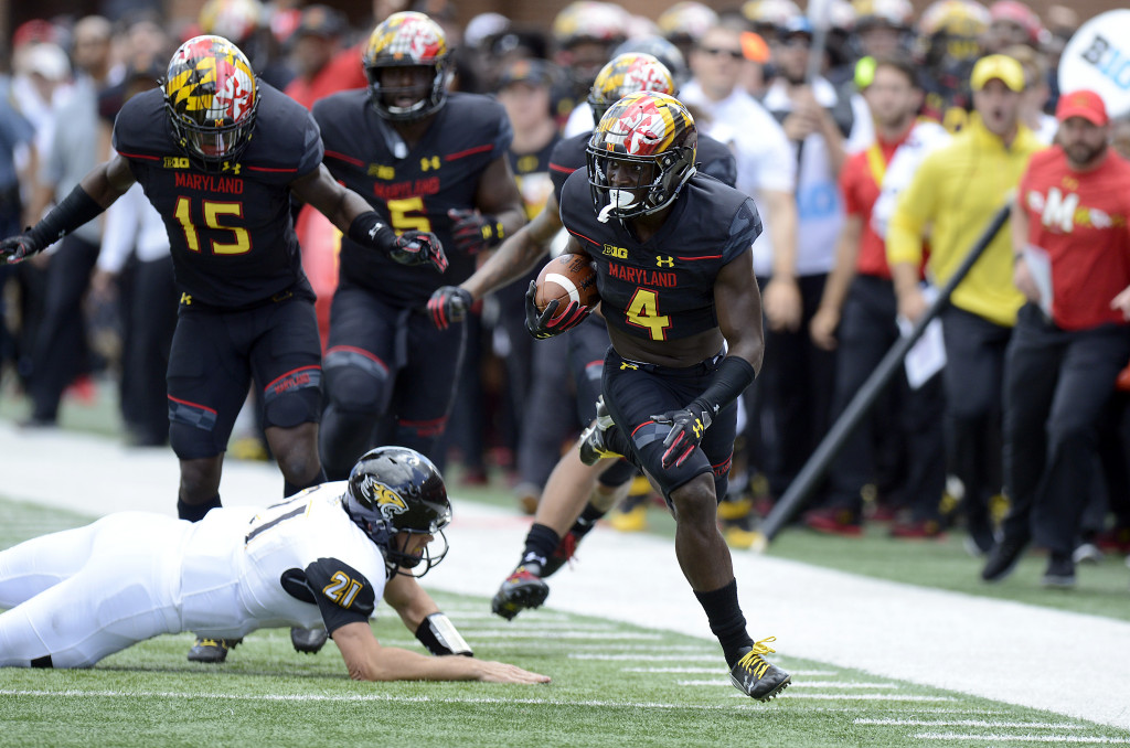 Darnell Savage Jr. (Maryland Athletics)