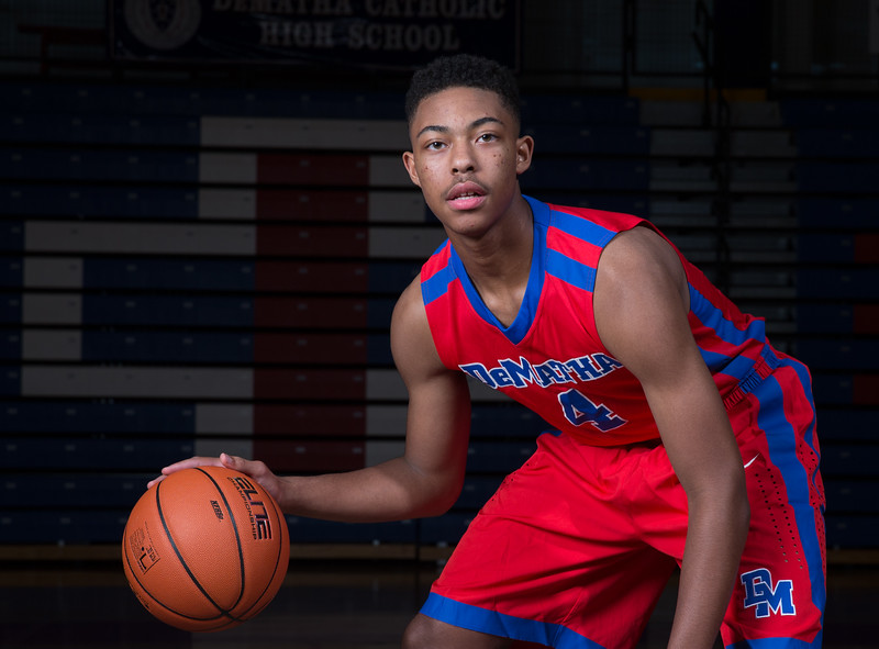 DeMatha Basketball (02 Nov 2015)