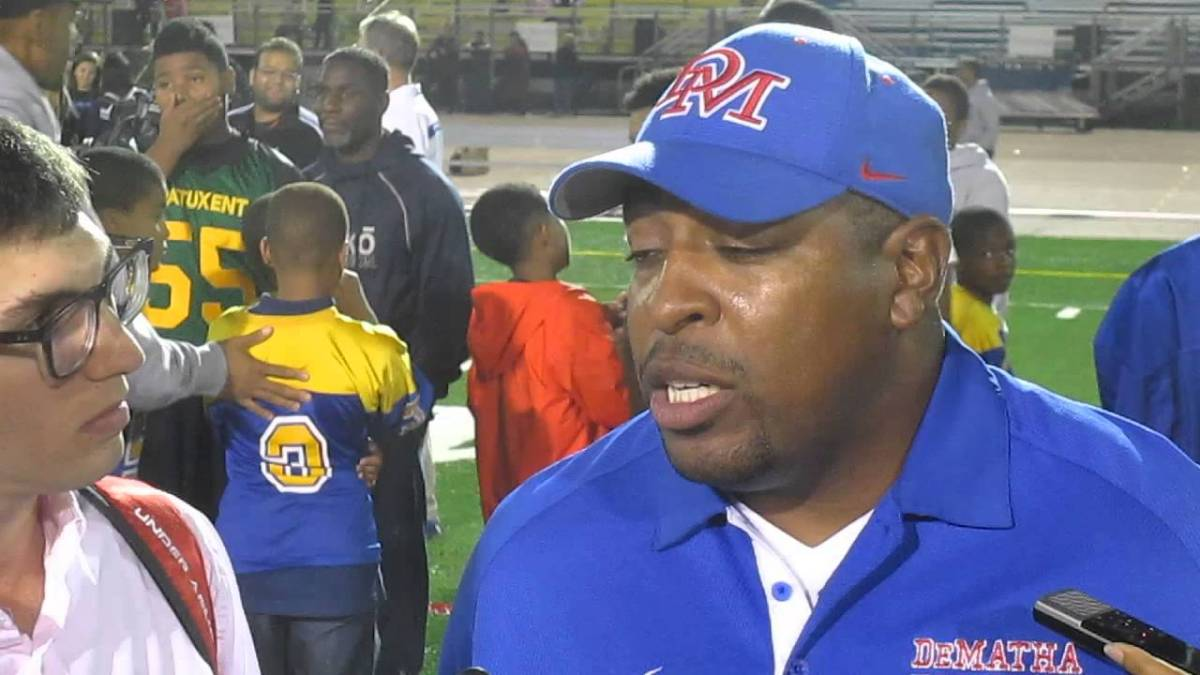 Elijah Brooks leaves DeMatha to join Mike Locksley's staff at Maryland