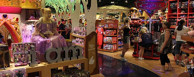 Disney Store opens at Florida Mall in new Imagination Park
