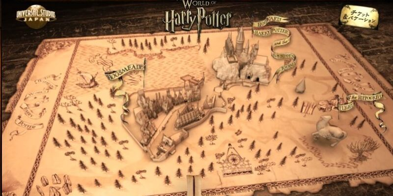 Wizarding world of harry potter announced to open july 15 at wizarding world of harry potter announced to open july 15 at universal studios japan gumiabroncs Images